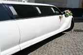 Just Married Limousine