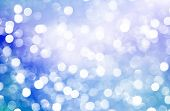 Abstract, Background, Background Blue, Spot ,blurred Bokeh Background ,bokeh Bright, Holiday, Color, poster