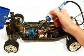 Fixing Model Car