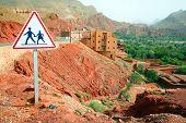 Dades Valley, Morocco, Africa