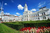 Ayuntamiento de Arad, Rumanía