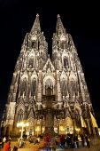 stock photo of koln  - Dom of Cologne - JPG