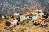 Moroccan village, Africa