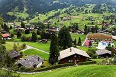 Grindelwald Village, Switzerland