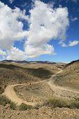 Landscape Around Mendoza