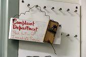 Complain Department