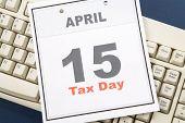 Calendário dia de fiscal