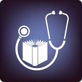 Stethoscope Book