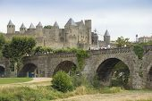 Bridge at Carcassonne