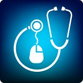 Stethoscope Mouse