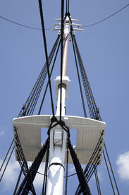 pic of uss constitution  - CHARLESTOWN MA  - JPG