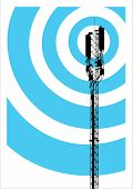 Mobile Communication Mast
