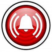 icono de alarma