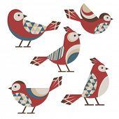 Aves geométricas