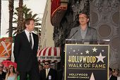 LOS ANGELES - JUN 24:  Jerry Bruckheimer, Bob Iger at  the Jerry Bruckheimer Star on the Hollywood W