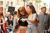 LOS ANGELES - JUN 24:  Isla Fisher at  the Jerry Bruckheimer Star on the Hollywood Walk of Fame  at