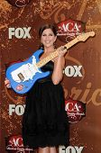 Hilary Scott  at the 2010 American Country Awards Press Room, MGM Grand Hotel, Las Vegas, NV. 12-06-