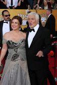 Dick Van Dyke at the 18th Annual Screen Actors Guild Awards Arrivals, Shrine Auditorium, Los Angeles, CA 01-29-12