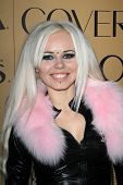 Kerli at Grammy Glam, MyHouse, Hollywood, CA 02-07-12