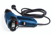Industrial Programmable Heat Gun With Lcd Display