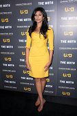 Reshma Shetty at USA Network and Moth present