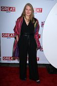 Geraldine James at GREAT Global Initiative Honors British Nominees Of The 84th Annual Academy Awards