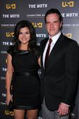 Tiffani Thiessen, Tim DeKay at USA Network and Moth present
