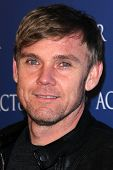 Ricky Schroder at the