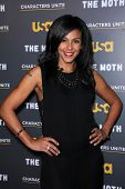 Marsha Thomason at USA Network and Moth present