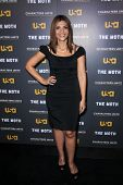 Callie Thorne at USA Network and Moth present