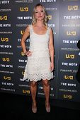 Kari Matchett at USA Network and Moth present