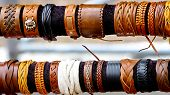 Handcrafts Colorful Bracelets