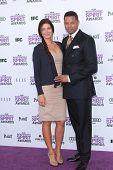 Terrence Howard at the 2012 Film Independent Spirit Awards, Santa Monica, CA 02-25-12