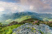 Southern Appalachian Mountain Scenic Landscape