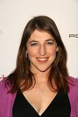 Mayim Bialik at the 6th Annual Pink Party, W Hotel, Hollywood, CA. 09-25-10