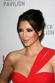 Kim Kardashian at LACMA presents