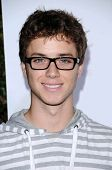 Jeremy Sumpter  at the 8th Annual Teen Vogue Young Hollywood Party, Paramount Studios, Hollywood, CA. 10-01-10
