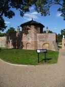 The Dovecot At Valentines Mansion