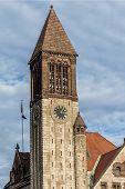 Clock Tower - Albany City Hall