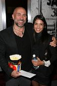 Carlo Rota and wife at the