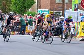 Cyclists Chase Leader At Stillwater Criterium