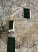 Church Doors In Jerusalem