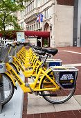 Bike Share Indianapolis Long View