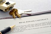 Real Estate Contract And Lock Box