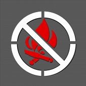 No Open Fire