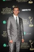 LOS ANGELES - JUN 22:  Chad Duell at the 2014 Daytime Emmy Awards Arrivals at the Beverly Hilton Hotel on June 22, 2014 in Beverly Hills, CA