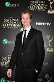 LOS ANGELES - JUN 22:  Jonathan Mangum at the 2014 Daytime Emmy Awards Arrivals at the Beverly Hilto