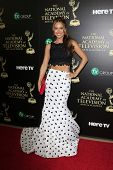 BEVERLY HILLS - JUN 22: Chrishell Stause at The 41st Annual Daytime Emmy Awards Press Room at The Be