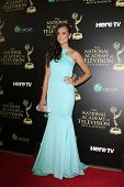 BEVERLY HILLS - JUN 22: True O'Brien at The 41st Annual Daytime Emmy Awards Press Room at The Beverl