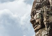 The Face Of Bayon